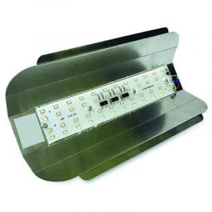 прожектор с/д строительный 220 В  80 Вт 2835 8000 Лм IP65 6500 K